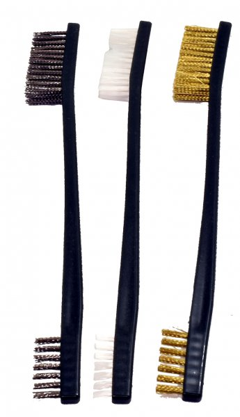 DAA 3-pcs Utility Brush Set