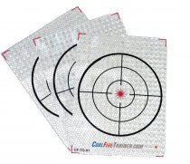 CoolFire Reflective Targets, 3-pack
