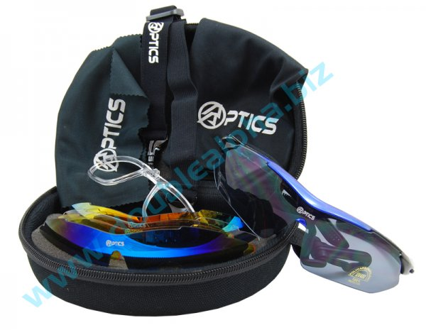 DAA Optics Model Alpha