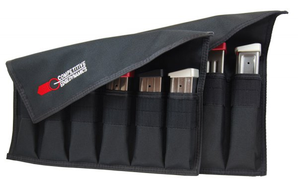 CED Magazine Storage Pouches- Standard 6/Extended 6 pack