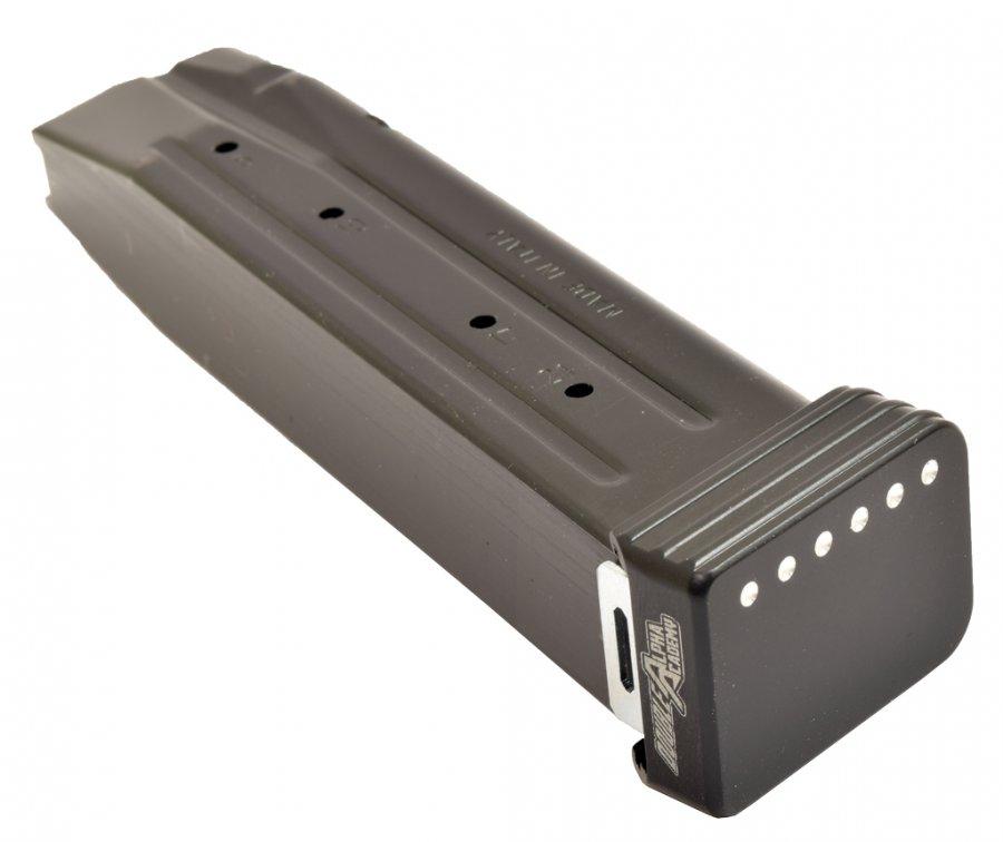 Combo: 5x DAA SIG P320 +2 Base Pad Black
