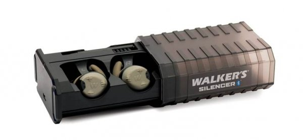 Walkers Silencer Bluetooth Rechargeable Plugs