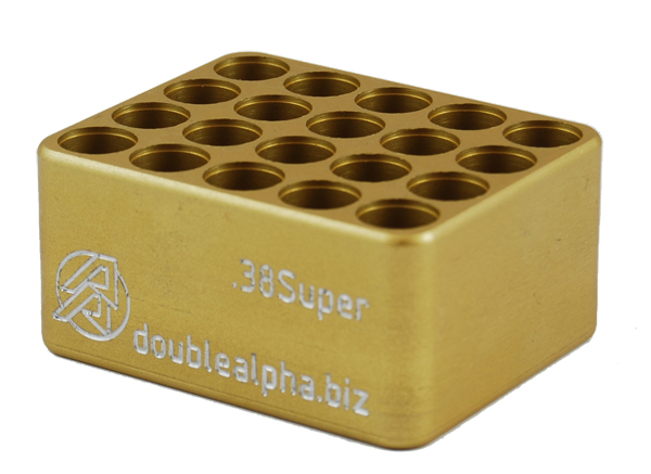DAA Golden 20-Pocket Gauge
