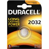 Duracell 2032 3 volt Lithium Battery - Cannot be shipped with UPS Saver!