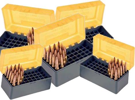 Combo: Rifle 5-Pack Ammo Box