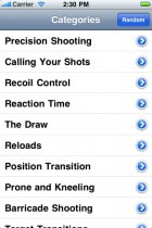 Perfect Practice - iPhone / iPod Touch Application 2