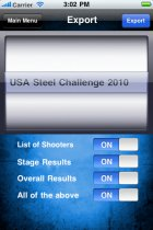 Steel Challenge - iPhone/iPod Application 4