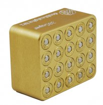 DAA Golden 20-Pocket Gauge 1
