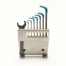 Dillon XL650 Tool Holder With Wrenches 1