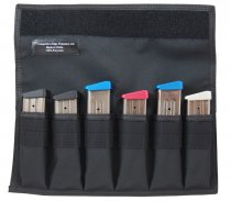 CED Magazine Storage Pouches- Standard 6/Extended 6 pack 1