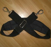 CED XL-Professional Range Bag's shoulder strap