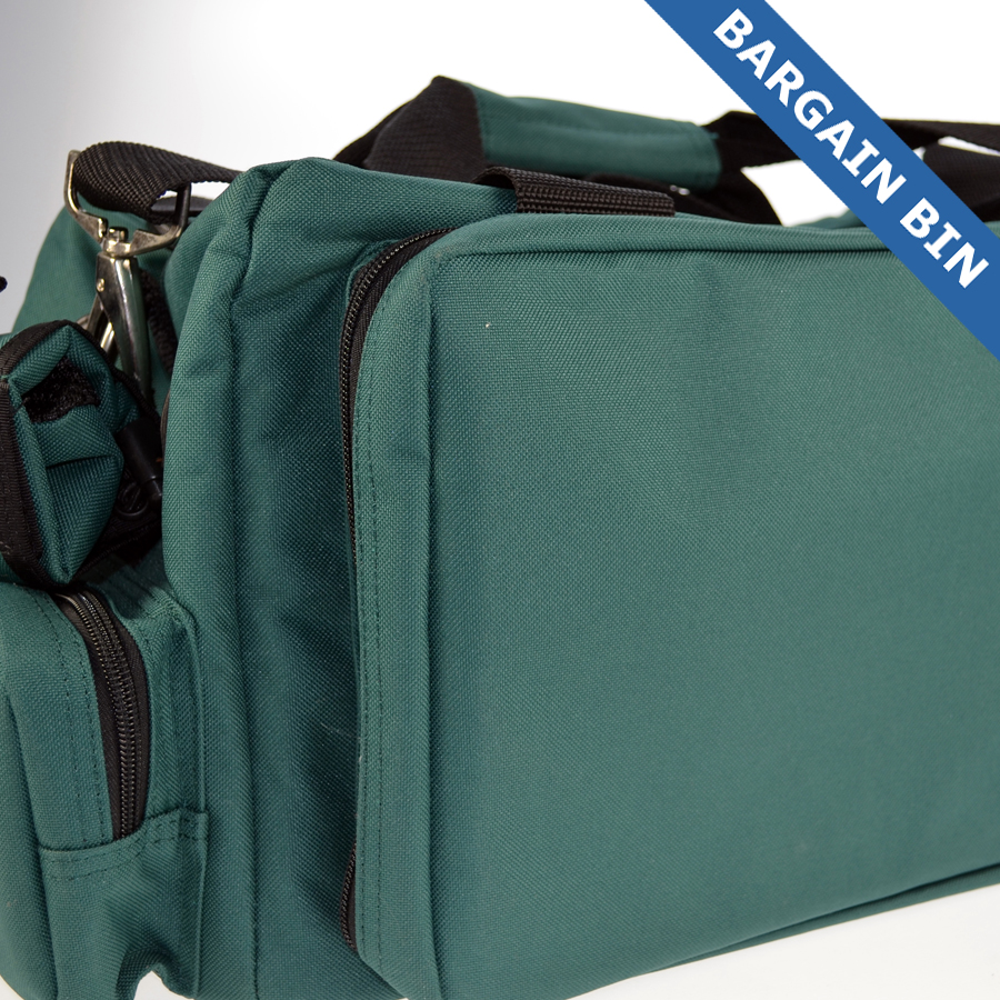 BB400055 Deluxe Professional Range Bag (Green)