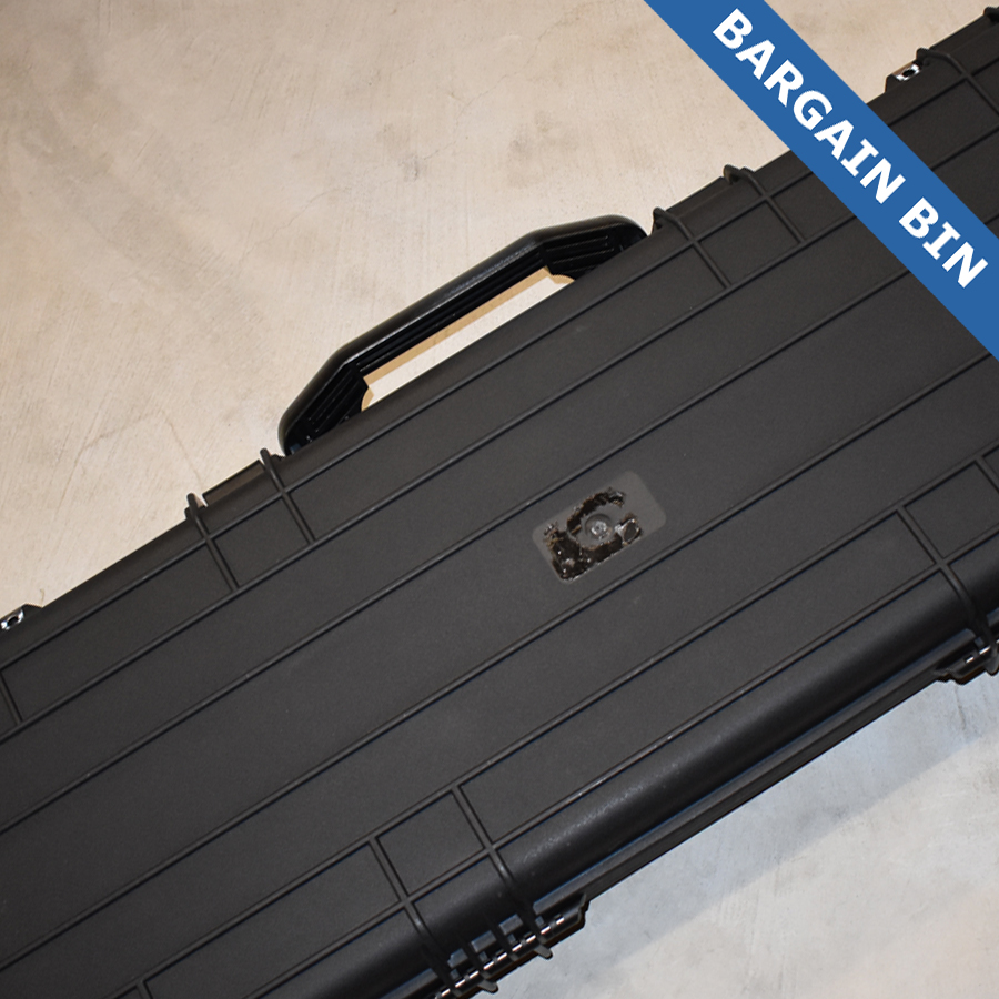"BB500050 CED 45"" Waterproof Rifle Case with wheels"