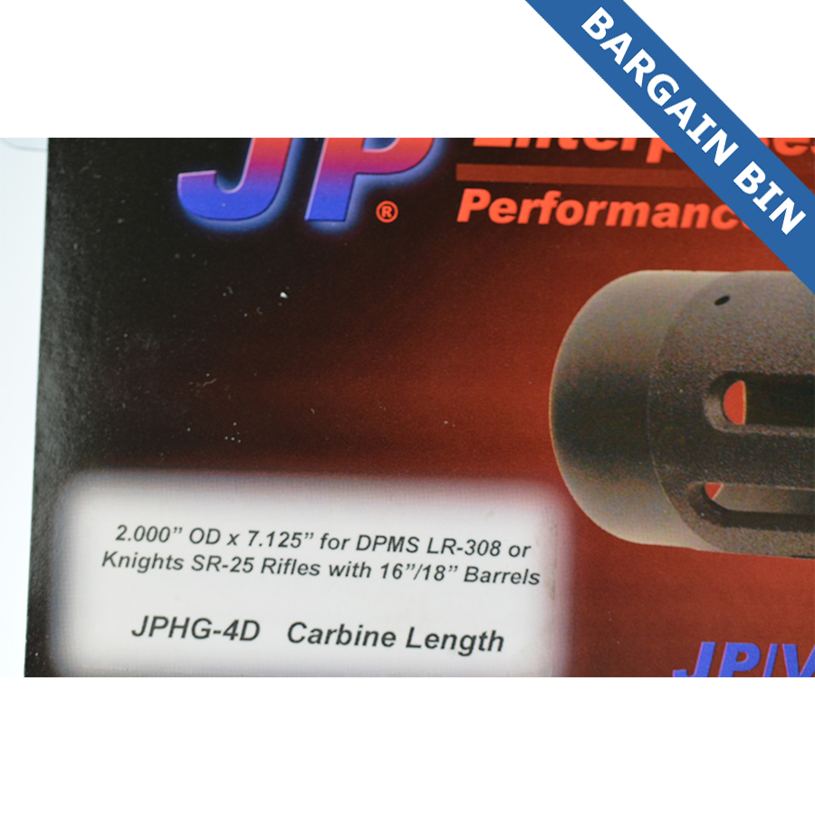 BB700002 JP Enterprises .308 Carbine Length 7.0 Forearm - New