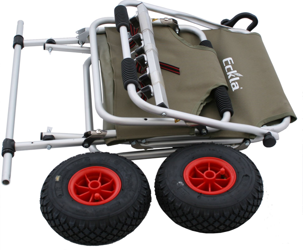 Eckla Multi Rolly - IPSC Range Cart - Packed