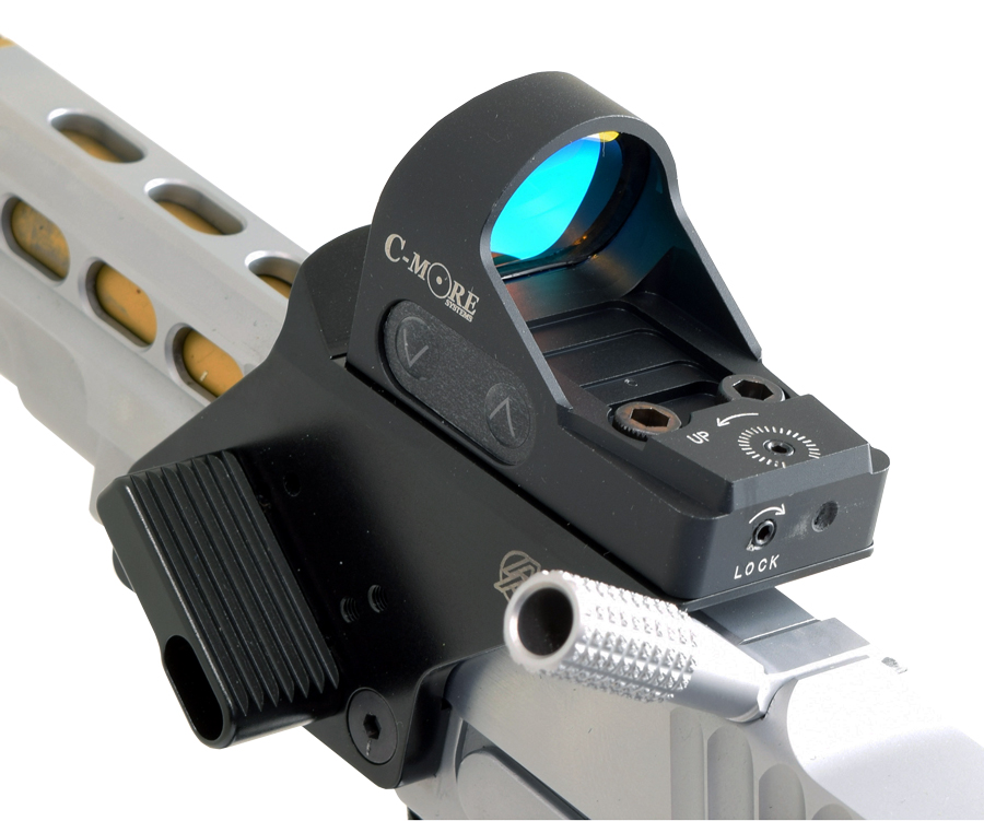 DAA RTS2 2011 Scope Mount