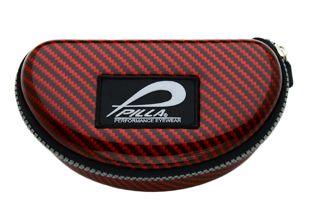 Pilla Case - carbon Red