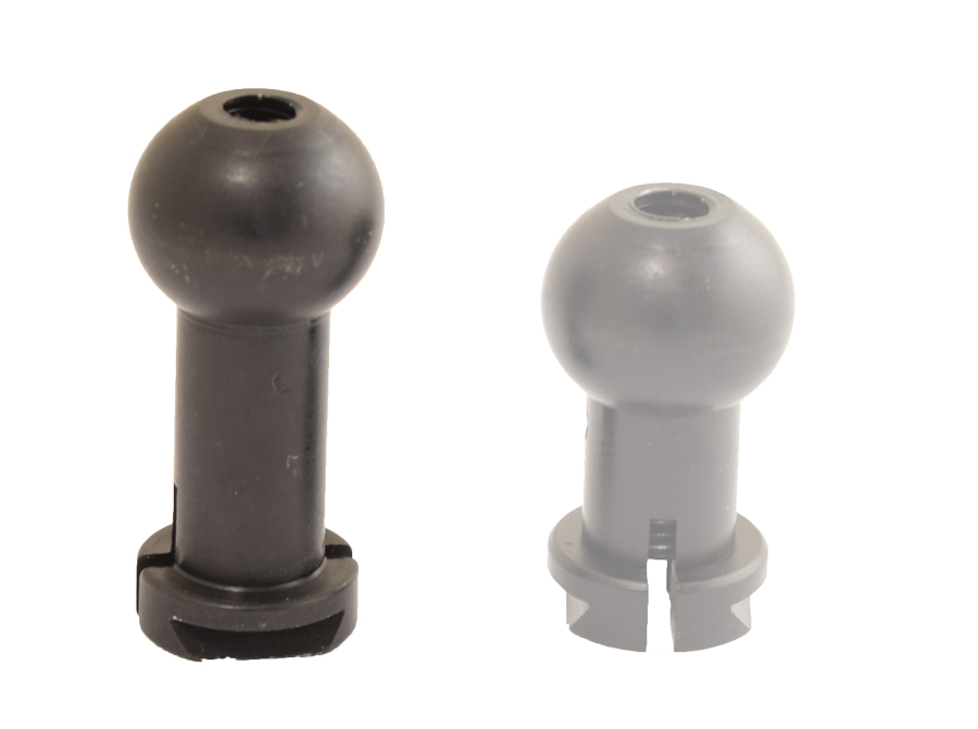 Alpha-X Extended Ball-Joint Rod