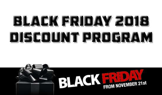 Black Friday Program