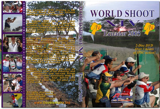 WORLD SHOOT XIV, 2-disc DVD