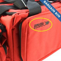 BB400088 Deluxe Professional Range Bag (red)