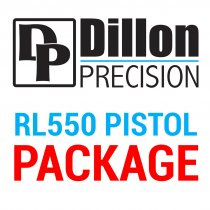 DAA/CED/Dillon 550 Reloading Package - Pistol