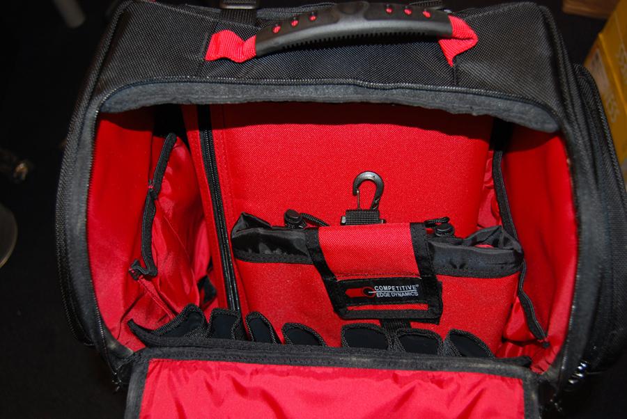 67a3a74054 ... CED DAA RangePack IPSC Backpack  RangePack main compartment ...